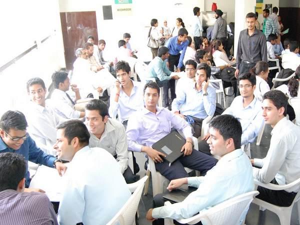Students like to study at Delhi, Maha, Karnataka