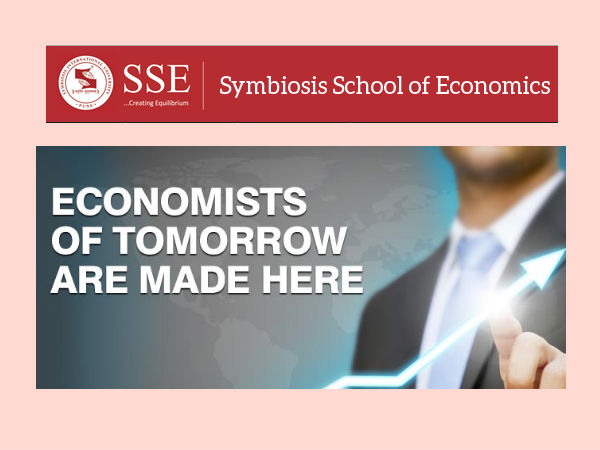 Symbiosis School of Economics: Admissions to M.Sc
