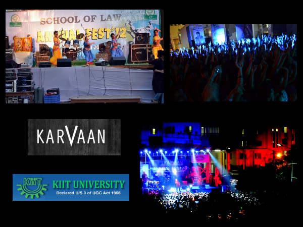 Take part in KIIT, Odisha's KARVAAN and win big!