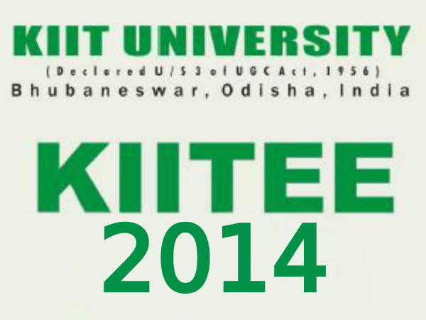 KIITEE-2014 scores for UG and PG programmes