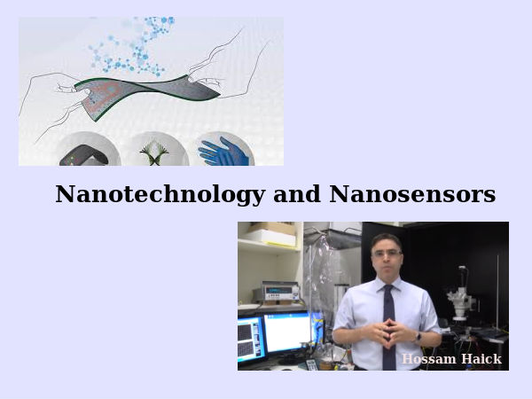 Where to study Nanotechnology and Nanosensors?
