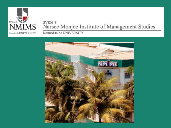 NMIMS, Mumbai's admissions to diploma programmes