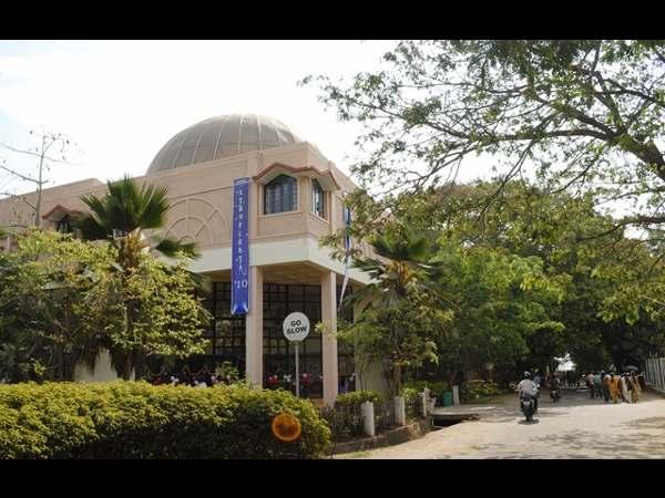 Hindustan University conducts HITSEEE 2014 exam