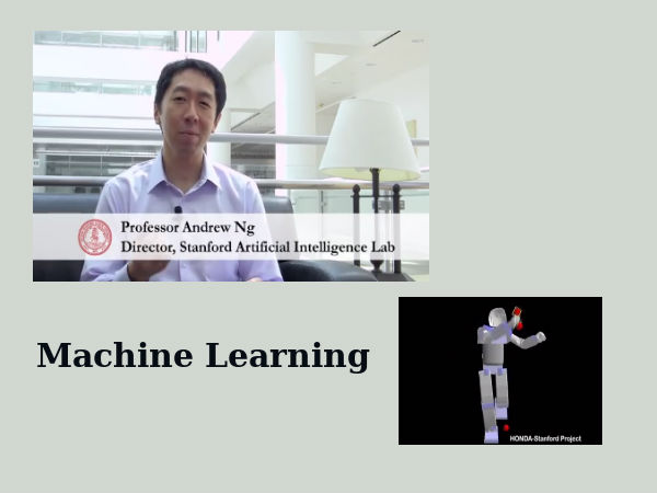 course in machine learning