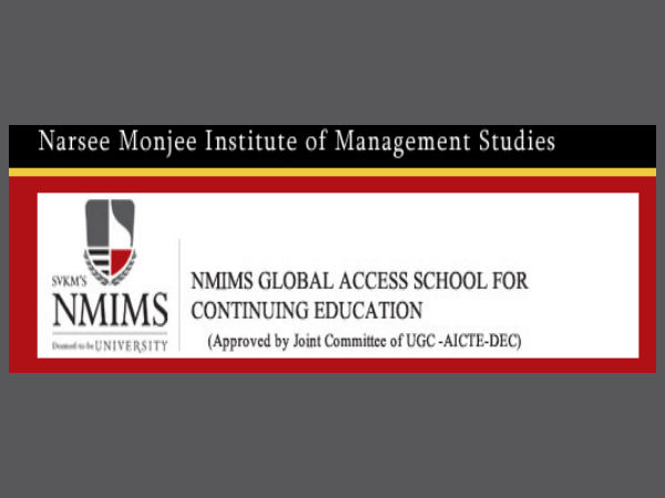 NMIMS- 2nd year admissions to NGA-SCE- January-14