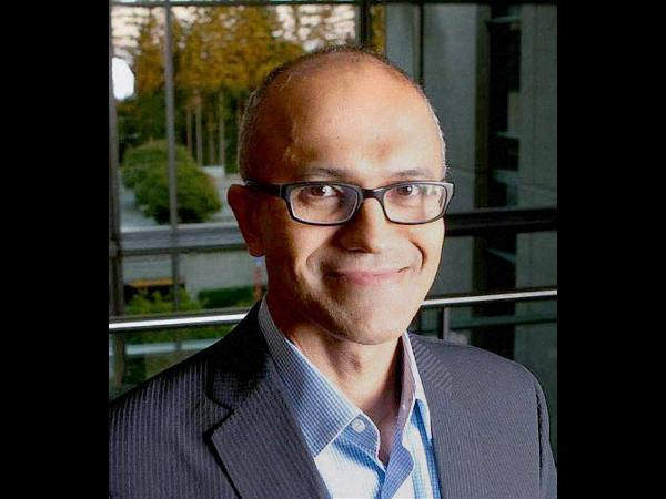 Nadella, a Beatles fan: Music teacher