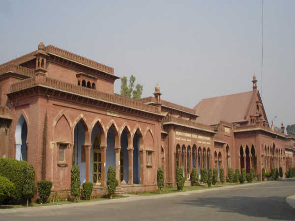 An International conference by AMU