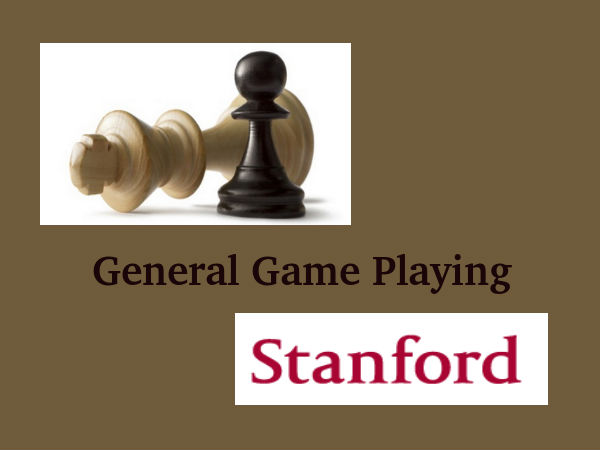 Where to learn General Game Playing?