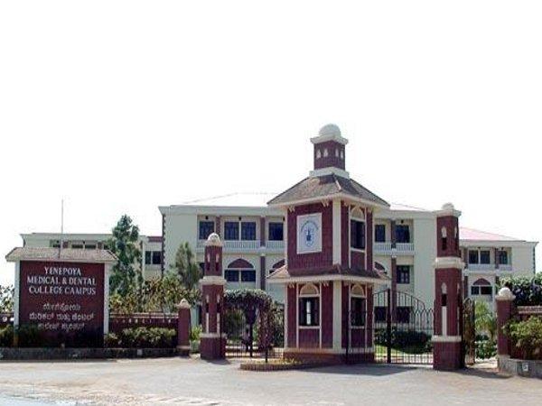 MBBS & BDS admission at Yenepoya University