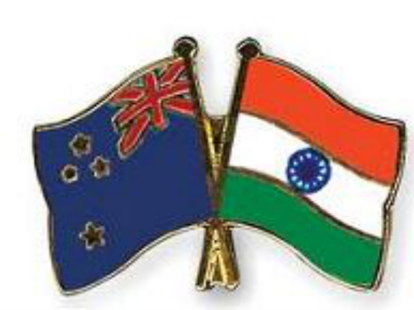 NZ$500,000 each for research is vowed by India and