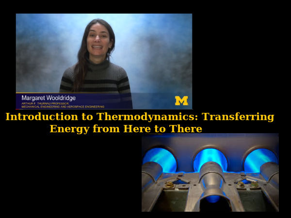 Where to learn about Thermodynamics?