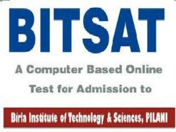 BITSAT (Birla Institute  of  Technology and Science Aptitude Test)