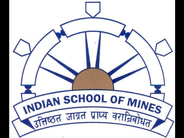 M.Sc, M.Sc Tech & M.Phil Admission at ISM, Dhanbad