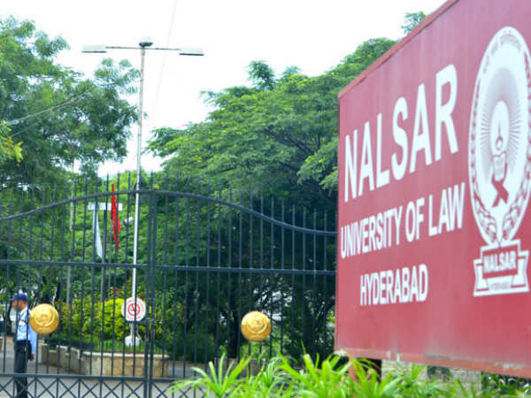 National Academy of Legal Studies and Research University (NALSAR) – Hyderabad