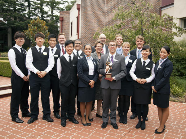 BMIHMS wins Tourism Education and Training award