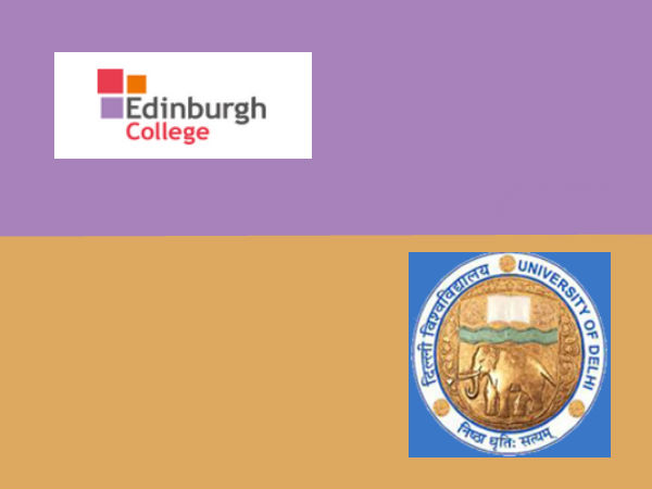 Edinburgh College's course for Indian university