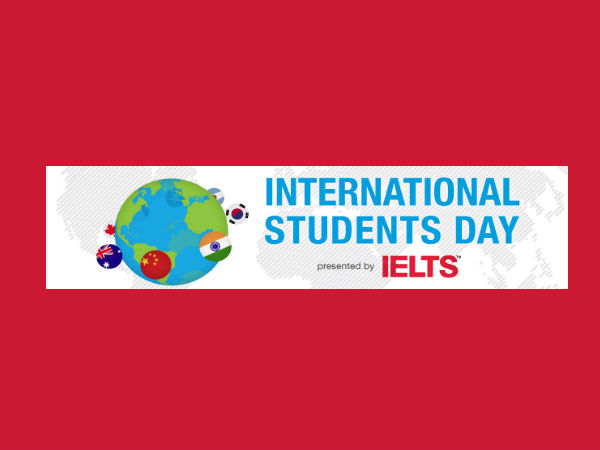 IELTS presents International Students Day