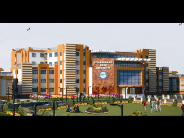 M.Ed entrance test by Uttarakhand Open Varsity