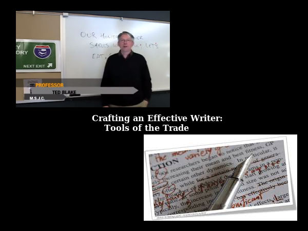 How to become an Effective Writer?