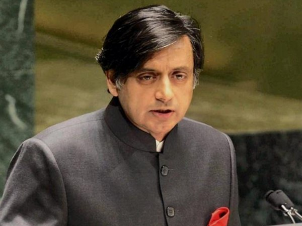 Tharoor talks about the power of literacy