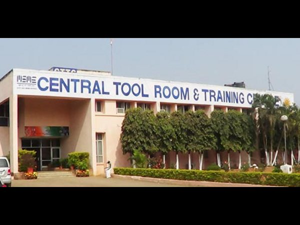 Central Tool Room & Training Centre admission 2014