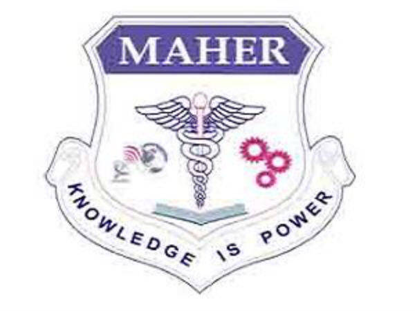 MAHER Entrance Exam 2014 - admissions