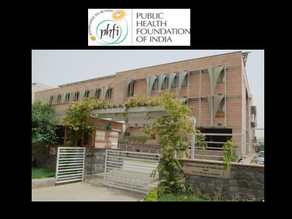 Public Health Foundation of India: Admissions open