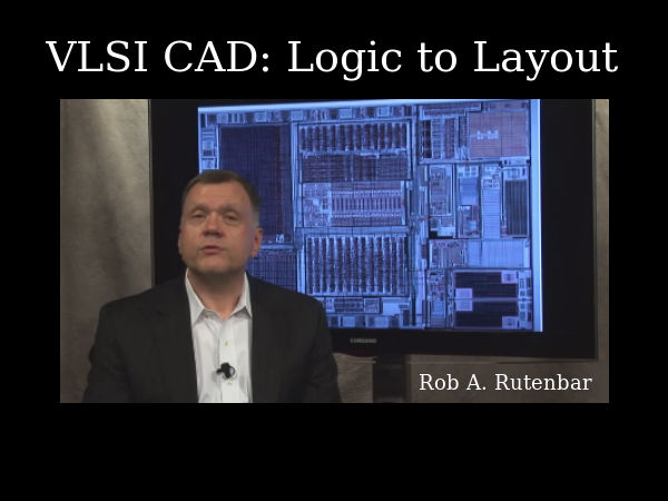 Where to learn VLSI CAD?