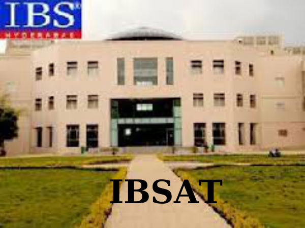 IBSAT (IBS Aptitude Test)