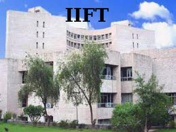 IIFT (Indian Institute of Foreign Trade)