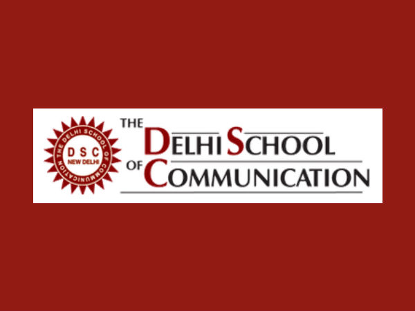 Delhi School of Communication's admissions to PG