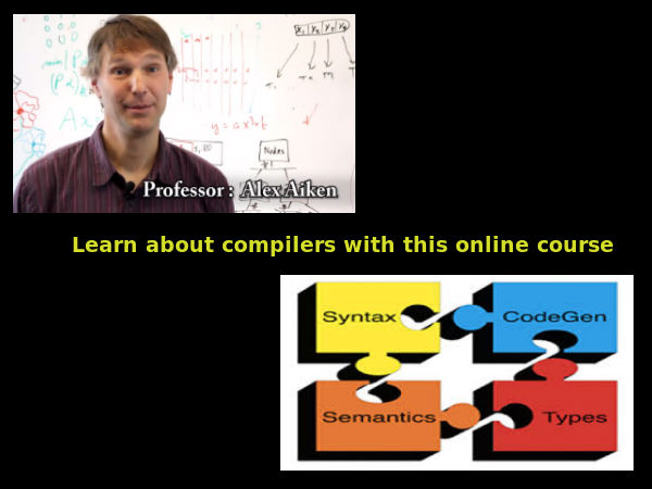 Learn about compilers with this online course