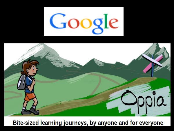 """Google's 1st online education tool """"Oppia"""