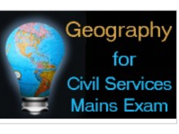 Learn Geography for Civil Services: Online course