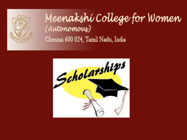 Meenakshi College: Scholarships worth Rs 1.89 lakh
