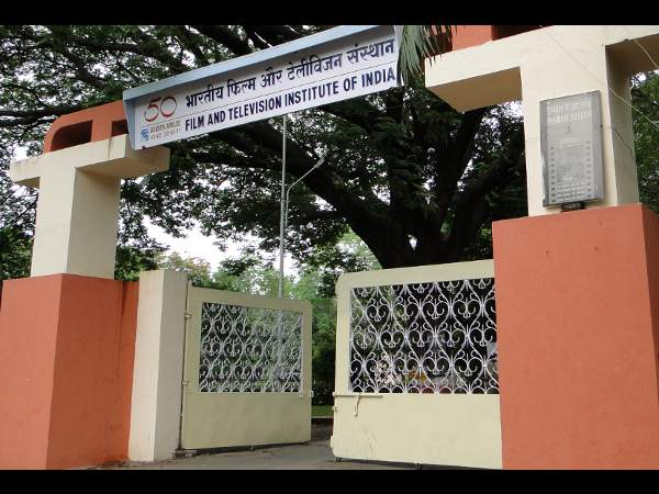 Film & Television programmes admission at FTII