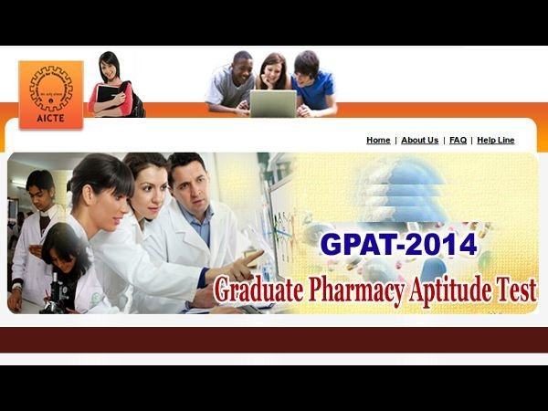 GPAT 2014 results will be declared on 15th March