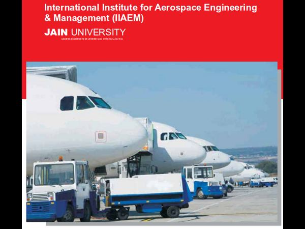 MBA in Aviation Business Management @Jain Varsity