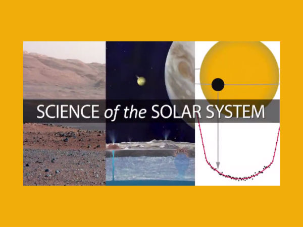 Curious About The Solar System?