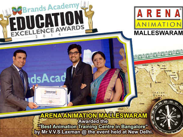 Education Excellence award to VedAtma Studios