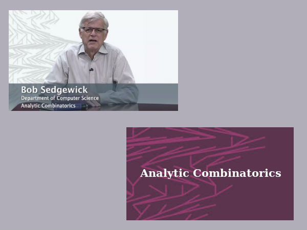 How To Master Analytic Combinatorics?