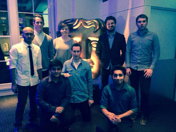 DSK-IC City students shine at BAFTA 2014