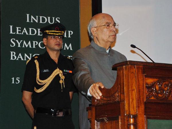 Indus Leadership Symposium in Bangalore