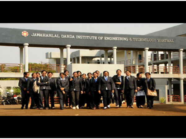 Jawaharlal Darda Institute of Engineering and Technology, Yavatmal