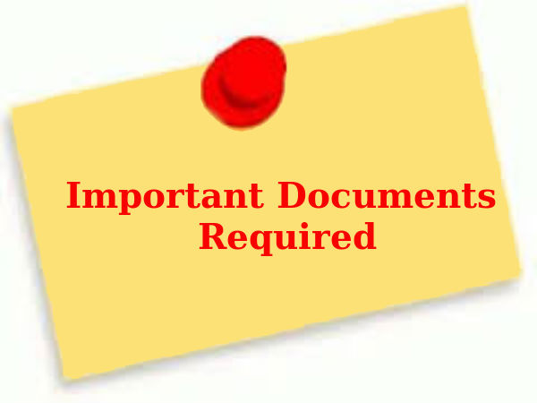 Documents Required To Apply For US Universities
