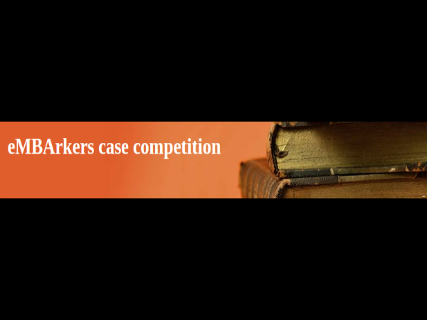 eMBAkers to conduct management case competitions