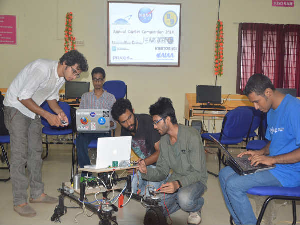 Kerala students all set for the Mars mission