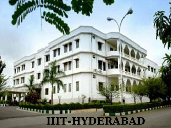 Last Date Extended For PCEE-14 Application: IIIT-H