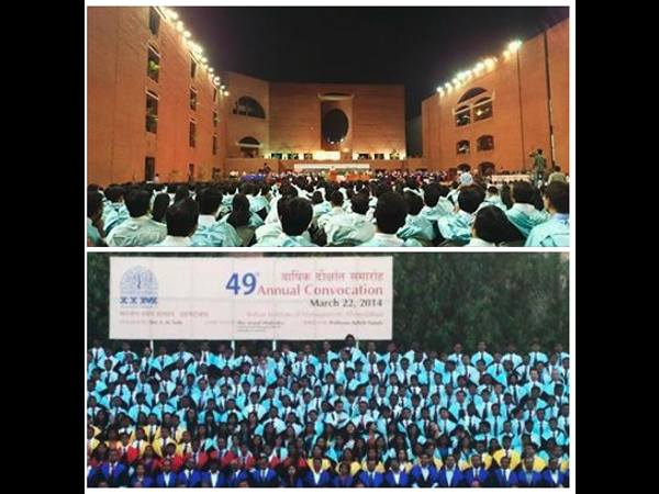 IIM Ahmedabad Celebrates 49th Annual Convocation