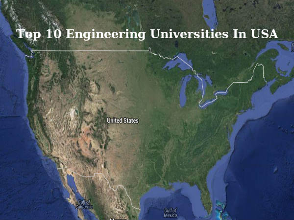 Top 10 Engineering Universities In USA